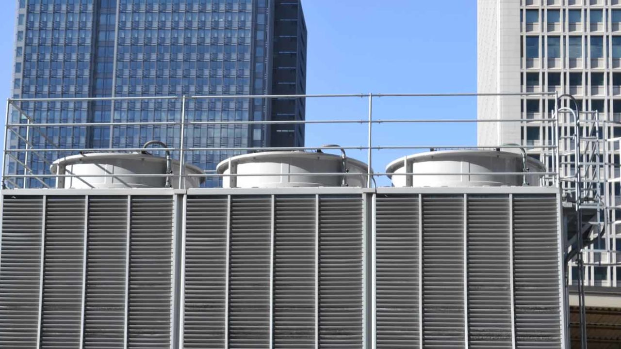light industrial cooling towers in nyc