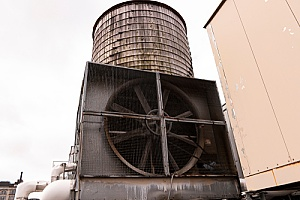 older cooling tower equipment t