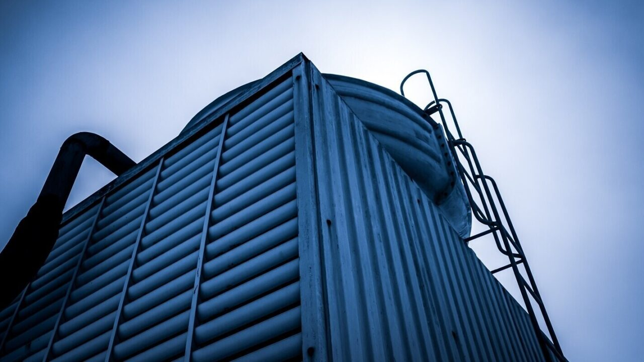 Perform Legionella Sampling On A Cooling Tower