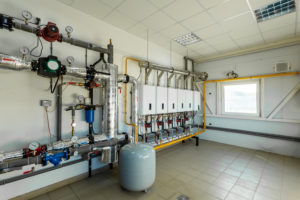 piping system is normally checked for defects as part of the companys legionella prevention plan